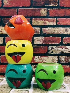 Emoji Planter